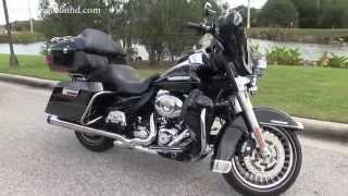 10. Used 2012 Harley Davidson FLHTK Ultra Limited