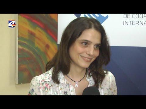 La Agencia Uruguaya de Cooperación Internacional presentó en Paysandú las opciones de becas