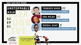 Asia Rugby Live S2 Episode 1