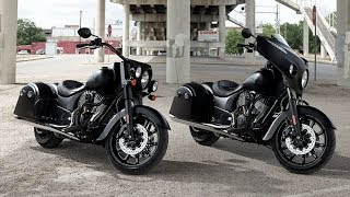 1. 2019 Indian Springfield Dark Horse Specifications | First Look