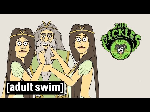 The Vegan Film | Mr Pickles | Adult Swim