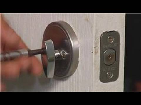 How to Replace a Deadbolt Lock