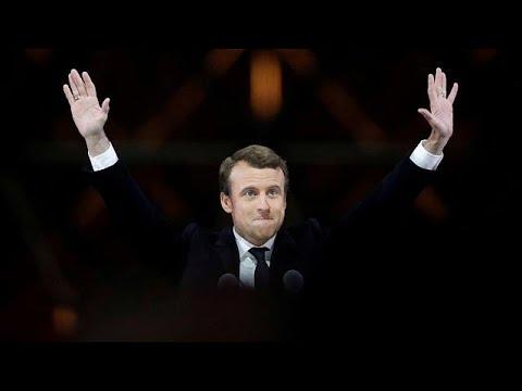 Ein Jahr Präsident Macron: Frankreich im Laufschritt