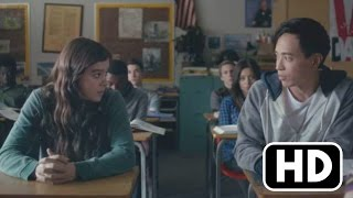 Erwin and Nadine's First Conversation | The Edge of Seventeen (2016) Movie Clip HD