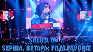 Video Sheila on 7 - Sephia, Betapa dan Film Favorit di Clear Ayo Indonesia Bisa MP3, 3GP, MP4, WEBM, AVI, FLV Mei 2018