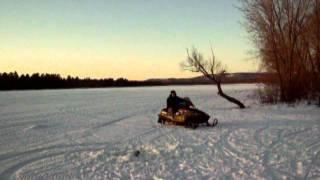 8. 1997 arctic cat zrt 800
