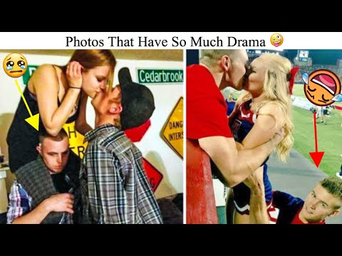 Funny photos - Photos That Have So Much Drama You Might Need Tissues