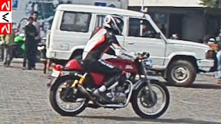9. Royal Enfield Continental GT- Not good for Much, Cafe racer? review | RWR