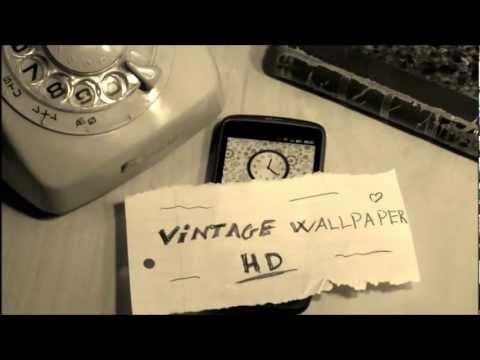 Video of Vintage Wallpaper HD
