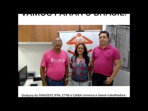SINASEFE – SEÇÃO SINDICAL DO IFPA E ETRB -