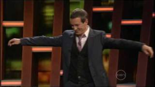 Rove McManus Demonstrating The Bird Dance - ROVE