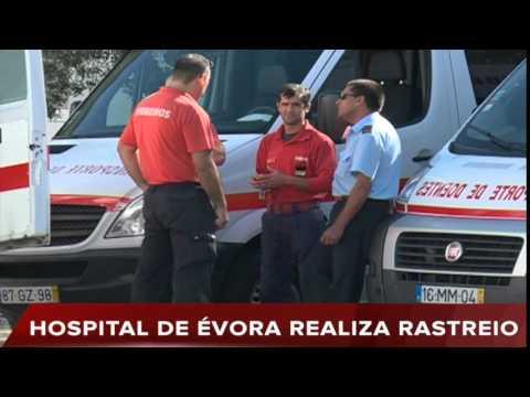 HOSPITAL DE ÉVORA FAZ RASTREIO DE CARDIOLOGIA