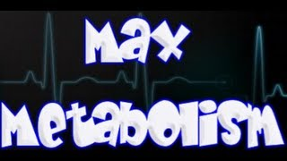 Max Metabolism YouTube video