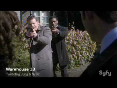 Warehouse 13 - Season 2 - Trailer 3