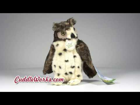 Stuffed Animals Owl at CuddleWorks.com