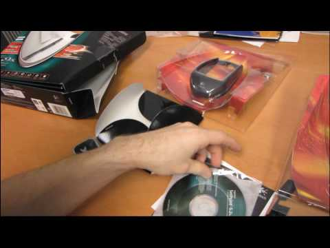 Logitech G9x Laser Gaming Mouse Unboxing & First Look Linus Tech Tips