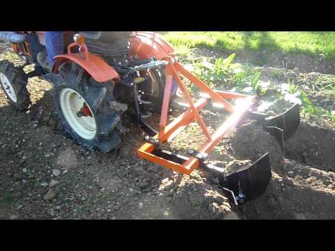 ETS MEYNIE buttoir pour micro tracteur