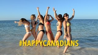Happy Canadians - A Pharrell Williams Tribute