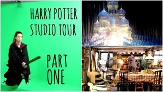 Harry Potter Studio Tour : Part One | MoreZoella