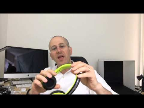 Monster iSport Freedom Wireless Headphones Video Review