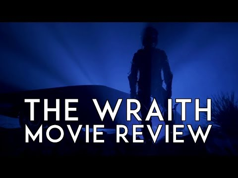 The Wraith 1986 Movie Review