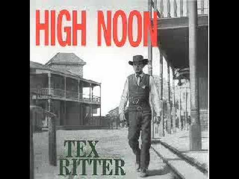 High Noon (Song) by Tex Rutter