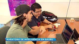 Maratona de tecnologia reúne estudantes da Unesp em Bauru