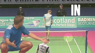 Video 10 SHOCKING Umpire Calls / Decisions in Badminton MP3, 3GP, MP4, WEBM, AVI, FLV September 2018