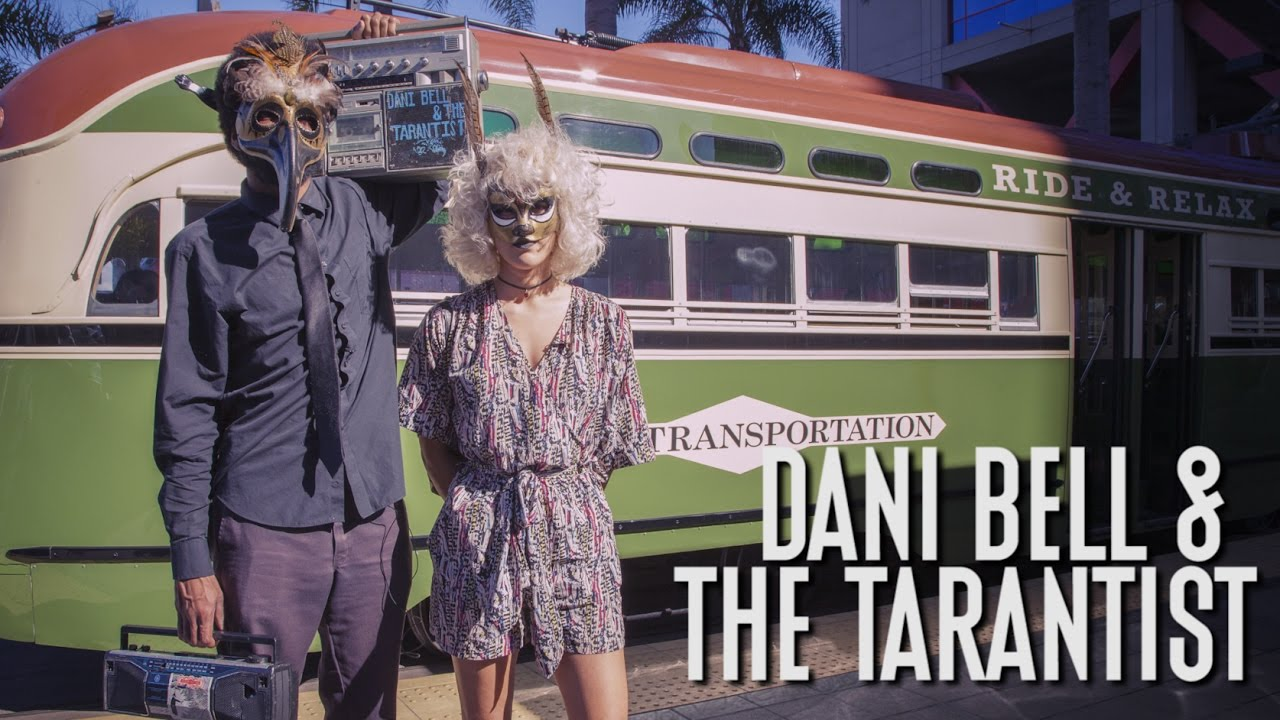 "Dani Bell & The Tarantist ""Best Without Me"" - A Red Trolley Show (live performance)"