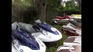 6. 2012/2013 Yamaha Wave Runners VX Sport 1100 (3513,7205,9718)