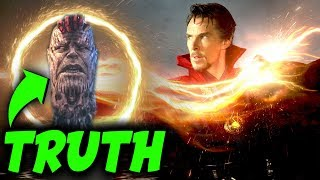 Video CONFIRMED: The REAL REASON Why Dr Strange COULD NOT CUT THANOS & SECRET MAGIC in AVENGERS ENDGAME MP3, 3GP, MP4, WEBM, AVI, FLV Mei 2019