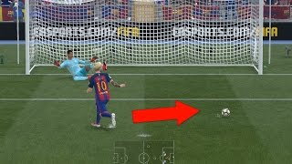 Video What Happens if you do the Messi and Suarez PENALTY? FIFA 17 Myths MP3, 3GP, MP4, WEBM, AVI, FLV Juni 2018