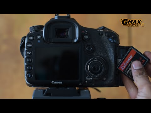 Canon DSLR Firmware Update For All Models | How To