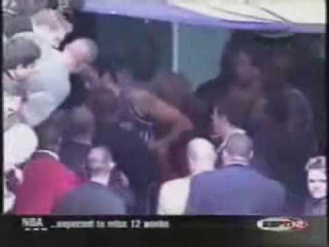 NBA - Faults y peleas