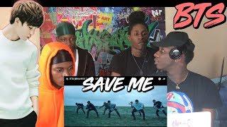 BTS (방탄소년단) 'Save ME' Official MV - REACTION