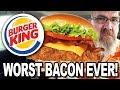 Burger King ★ Bacon n Cheese Crispy Chicken Sandwich