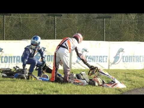 vidéo de la première manche du championnat de Belgique à Mariembourg