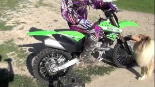 5. 2012 KX250F First Ride