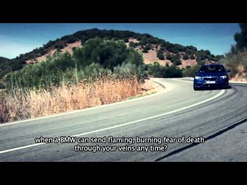 2012 BMW M5 F10 review (Totalcar)