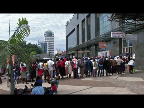 Video: Threat Of Economic Crisis Still Looms In Zimbabwe