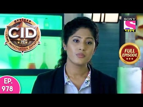 CID - Full Episode - 978 - 17th November, 2019