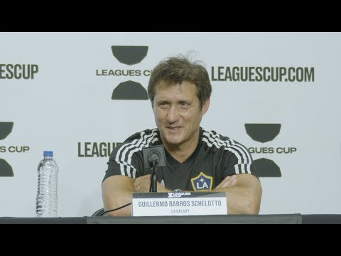 Video: Guillermo Barros Schelotto previews Leagues Cup semifinal vs. Cruz Azul