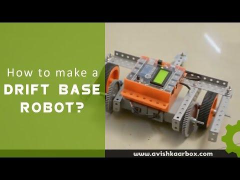 How to make a Drift Base Robot