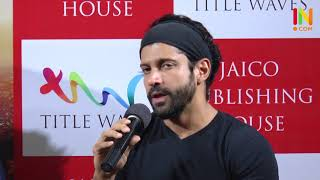 Farhan Akhtar launches 'Kashmir Nama' written by Karan Anshuman - Part 1