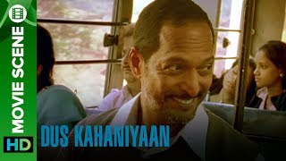 Nana Patekar explains that life is too short to spend fighting