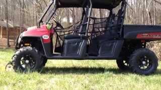4. Polaris ranger crew 800  Marshall Motoart 2.5