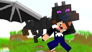 TOP Funny Life Moments • - Craftronix Minecraft Animation