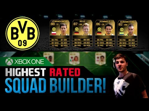 88 - How many likes can we get for this Highest Rated squad? BuyCheapFIFACoins! ▻http://buycheapfifacoins.com My Twitter ▻ https://twitter.com/TheMasterBucks Comm...