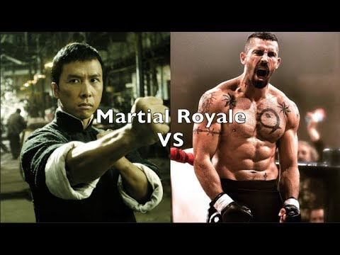 Ip Man vs. Yuri Boyka (Fight Analysis) - Martial Royale