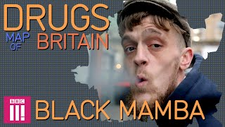 Wolverhampton United Kingdom  city pictures gallery : Black Mamba in Wolverhampton | Drugs Map of Britain